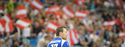 30.10.2010, Arena Nova, Wiener Neustadt, AUT, Euro Handball 2012 Qualifier, Austria vs Iceland, im Bild JAKOBSSON Sverre, FP, ISL, EXPA Pictures 2010, PhotoCredit: EXPA/ S. Trimmel