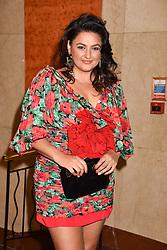 Kiran Sharma at The Asian Awards, The Hilton Park Lane, London England. 5 May 2017.<br /> Photo by Dominic O'Neill/SilverHub 0203 174 1069 sales@silverhubmedia.com