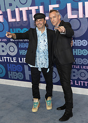 May 29, 2019 - New York, New York, United States - Nathan Ross and Jean-Marc Vallee attend HBO Big Little Lies Season 2 Premiere at Jazz at Lincoln Center  (Credit Image: © Lev Radin/Pacific Press via ZUMA Wire)