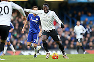 Romelu Lukaku of Everton in action. Barclays Premier league match, Chelsea v Everton at Stamford Bridge in London on Saturday 16th January 2016.<br /> pic by John Patrick Fletcher, Andrew Orchard sports photography.
