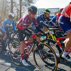 25-04-2021: Wielrennen: Luik Bastenaken Luik (Vrouwen): Luik  Ashleigh Moolman