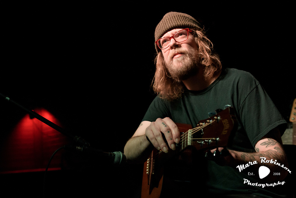 Matt Rolin at The Summit Columbus by Cleveland music photographer Mara Robinson