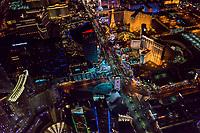 Aria City Center & Cosmopolitan Hotel, Las Vegas Boulevard