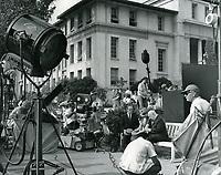 1960 Filming at Warner Bros. Studios