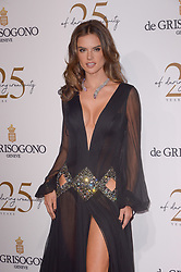 Alessandra Ambrosio attending the DeGrisogono party during the 71st Cannes Film Festival in Antibes, France, on May 15, 2018. Photo by Julien Reynaud/APS-Medias/ABACAPRESS.COM