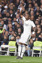 March 2, 2019 - Madrid, Madrid, Spain - Vinicius Junior (forward; Real Madrid) in action during La Liga match between Real Madrid and FC Barcelona at Santiago Bernabeu Stadium on March 3, 2019 in Madrid, Spain (Credit Image: © Jack Abuin/ZUMA Wire)