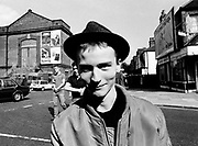 Madness photosession in bands London neighbourhood.1981