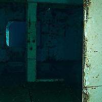 Rec room, USS Kittwake