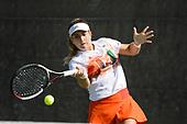3/2/18 Women's Tennis vs Pittsburgh