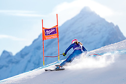 18.01.2018, Olympia delle Tofane, Cortina d Ampezzo, ITA, FIS Weltcup Ski Alpin, Abfahrt, Damen, 2. Training, im Bild Nadia Fanchini (ITA) // Nadia Fanchini of Italy in action during the 2nd practice run of ladie' s downhill of the Cortina FIS Ski Alpine World Cup at the Olympia delle Tofane course in Cortina d Ampezzo, Italy on 2018/01/18. EXPA Pictures © 2018, PhotoCredit: EXPA/ Dominik Angerer