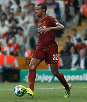 ISTANBUL, TURKEY - AUGUST 14: Joel Matip of Liverpool in action during the UEFA Super Cup match between Liverpool and Chelsea at Vodafone Park on August 14, 2019 in Istanbul, Turkey. (Photo by MB Media/Getty Images)