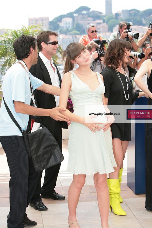 Bianca Balti - - Festival de Cannes - Photocall Go go Tales - 23/05/2007 - JSB / PixPlanete