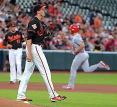 Baltimore Orioles v St Louis Cardinals - 16 June 2017
