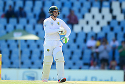 SAVSNZ 2T, Q de Kock duirng the second test at Super Sport Pak, Centurion South Africa ,27 AUGUST 2016/ photo Denvor de Wee