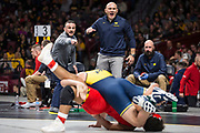 NCAA Big Ten Championship wrestling in Minneapolis, Minnesota, Saturday, March 9, 2019.