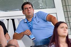 Denis Rajbar sport director of NS Mura during football match between NS Mura and NK Triglav Kranj in 1st Round of Prva liga Telekom Slovenije 2018/19, on July 21, 2018 in Mestni stadion Fazanerija, Murska Sobota , Slovenia. Photo by Mario Horvat / Sportida