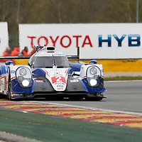 Toyota Racing Toyota TS040 Hybrid #2 driven by Alexander Wurz / Stephane Sarrazin / Mike Conway, WEC 6 Hours of Spa-Francorchamps 2015