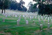 Arlington National cemetery.  Washington DC USA