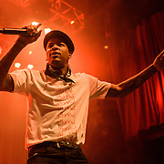 "SILVER SPRING, MD - October 12th, 2016 - Rapper YG performs at the Fillmore Silver Spring in Silver Spring, MD as part of his FDT Tour.  The tour takes it name from YG's viral anthem ""FDT (F--k Donald Trump)."" (Photo by Kyle Gustafson / For The Washington Post)"