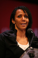 Institute of Directors Annual Convention, Albert Hall, London, UK...Dame Kelly Holmes, President of Commonwealth Games England.