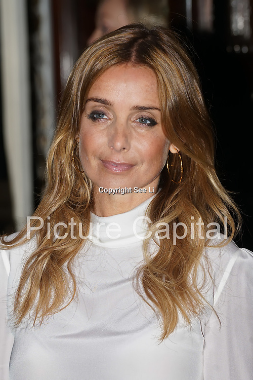 The Sun: DON'T CRY FOR ME Louise Redknapp lets her hair down on a night out at Evita musical following split from husband Jamie – and she's still wearing her wedding ring<br />