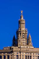 Manhattan Municipal Building, New York, New York USA.