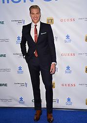 Matthew Noszka  bei der Autism Speaks La Vie En Blue Benefizgala in Burbank / 290916<br /> <br /> *** Autism Speaks La Vie En Blue Fashion Gala at Warner Bros. Studios, Burbank, USA, September 29, 2016 ***