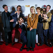London, England, UK. 28th September 2017.The team of Noble Earth attend Raindance Film Festival Screening at Vue Leicester Square, London, UK.