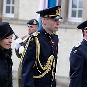 LUX/Luxemburg/20190504 -  Funeral<br /> of HRH Grand Duke Jean, Uitvaart Groothertog Jean, Belgie