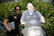 June 24-26, 2021: Lamborghini Super Trofeo: Watkins Glen International. Race 1, Change Racing mechanic