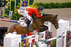 Madden Beezie, USA, Danny Boy<br /> World Cup Final Jumping - Las Vegas 2009<br /> © Hippo Foto - Dirk Caremans<br /> 17/04/2009