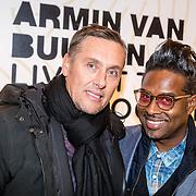 NLD/Amsterdam/20161021 - Armin van Buuren Live at the Van Gogh Museum, David Lewis en Johnny Kelvin