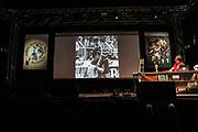A Summerstale 2018, Lohmühlen, 03.08.2018<br /> Zeiglers wunderbare Welt des Fussball: Arnd Zeigler Live<br /> © Torsten Helmke