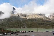 Svizzera,ecosentiero della Valposchiavo: Il lago bianco