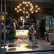 Fuorisalone edizione 2012: gli eventi collaterali nelle vie centrali di Milano durante il salone internazionale del mobile. Spazio Pontaccio<br /> <br /> Fuorisalone 2012 edition: the collateral events in Milan downtown streets during the international furniture show. Spazio Pontaccio