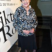 NLD/Amsterdam/20130110 - 20 Years of Viktor & Rolf - Vogue, Gini Snoeren, moeder Viktor van Viktor & Rolf