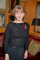 SAMANTHA BOND at the mothers2mothers 15 Years of Wonder Women at held at Annabel's, Berekely Square, London on 9th November 2016.