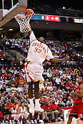 O.J. Mayo goes up for a easy dunk against Canton Mckinley during their win in the Play by Play Classic.