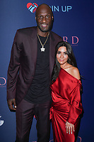 Lamar Odom and Marisol Nichols at Regard Cares Celebrates Fall Issue Featuring Marisol Nichols held at Palihouse West Hollywood on October 02, 2019 in West Hollywood, California, United States (Photo by © L. Voss/VipEventPhotography.com)