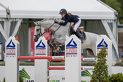 Van Dijck Ines, BEL, Caretina<br /> Belgisch Kampioenschap Jeugd Azelhof - Lier 2020<br /> © Hippo Foto - Dirk Caremans<br /> 02/08/2020