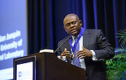 """Dr. Bennet Omalu, the Nigerian forensic pathologist who is featured in """"CONCUSSION"""" the book and movie (starring Will Smith)"""