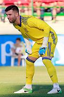 Spain's Sivera during international sub 21 friendly match. September 1,2017.(ALTERPHOTOS/Acero)