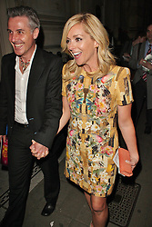 © London News Pictures. 25/06/2013. London, UK.  Jane Krakowski  at the Charlie and the Chocolate Factory - Opening Night After Party . Photo credit: Brett D. Cove/LNP