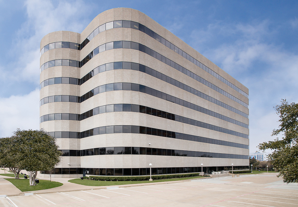 Commercial office tower. Photography for real estate, realtors, brokers and investment portfolios