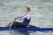 Hazewinkel. Belgium. Senior Trails. Matt WELLS<br /> 13/04/2004  - 2004 GBR Rowing Trail -Hazenwinkel Belgium   [Mandatory Credit:peter SPURRIER/Intersport Images]