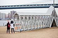 Public Art Fund Opening - Bridge Over Tree | Siah Armajani