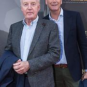 NLD/Amsterdamt/20180930 - Annie MG Schmidt viert eerste jubileum, Andre van Duin en partner Martin Elfrink