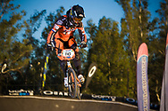 # 110 (SMULDERS Laura) NED at the UCI BMX Supercross World Cup in Santiago del Estero, Argintina.