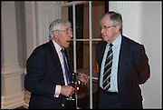 JACK STRAW, James Naughtie: The Madness of July published by Head of Zeus - book launch party, ICA, London. 25 February 2014.