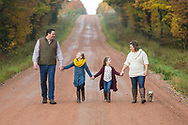 Brickner Family :: Marathon, Wisconsin Family Photography